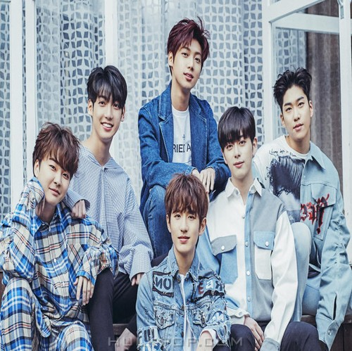BOYFRIEND – Upside Down – Single