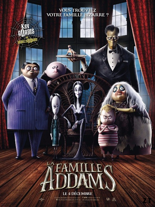 La Famille Addams [HDRip] [Streaming] [Telecharger]