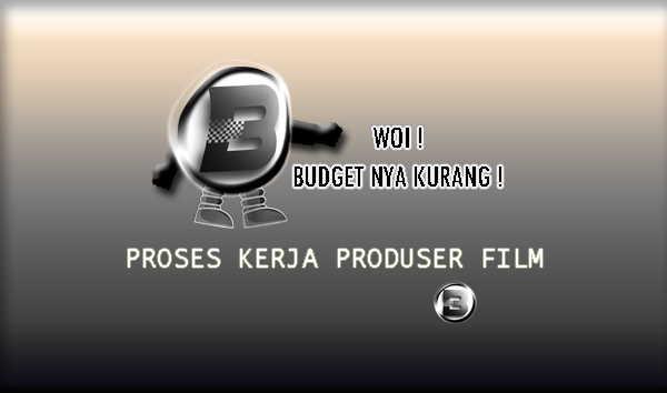 Proses Kerja Tugas Produser Film