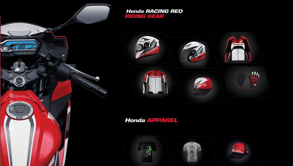 Accessories All New Honda CBR150R