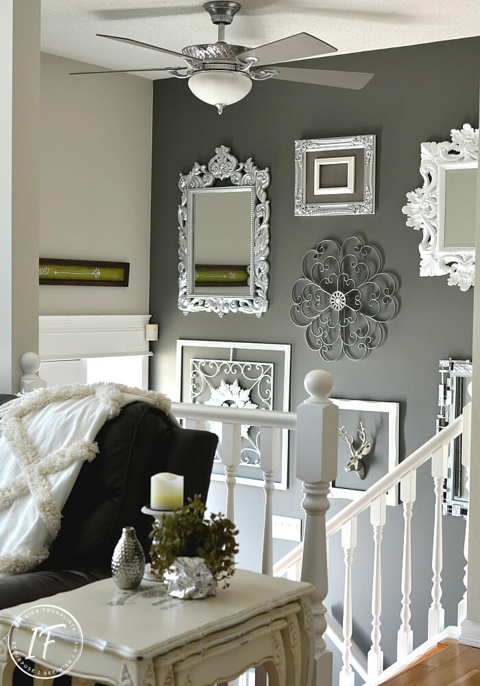 Glitz And Glam Gallery Wall