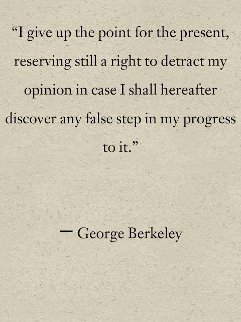Quotes by George Berkeley