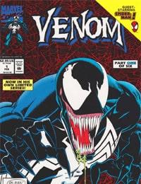 Venom: Lethal Protector Comic