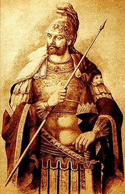 Michael VIII byzantium.filminspector.com