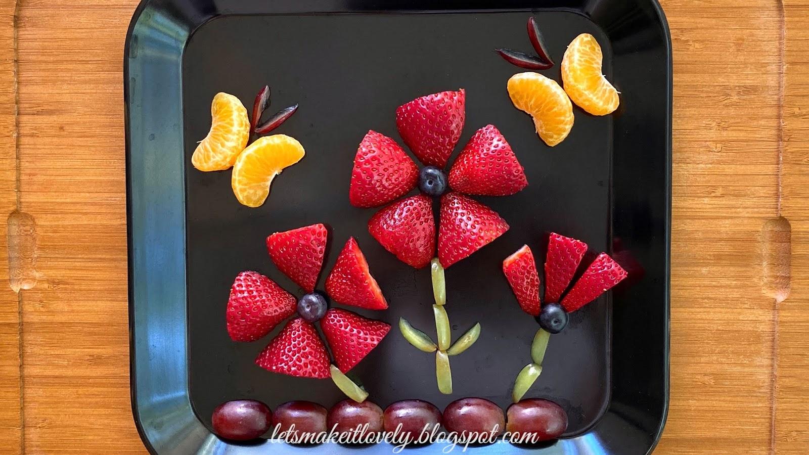 Fruit art, Food art, Food art for kids, Kids Snack Ideas, Healthy food for Kids