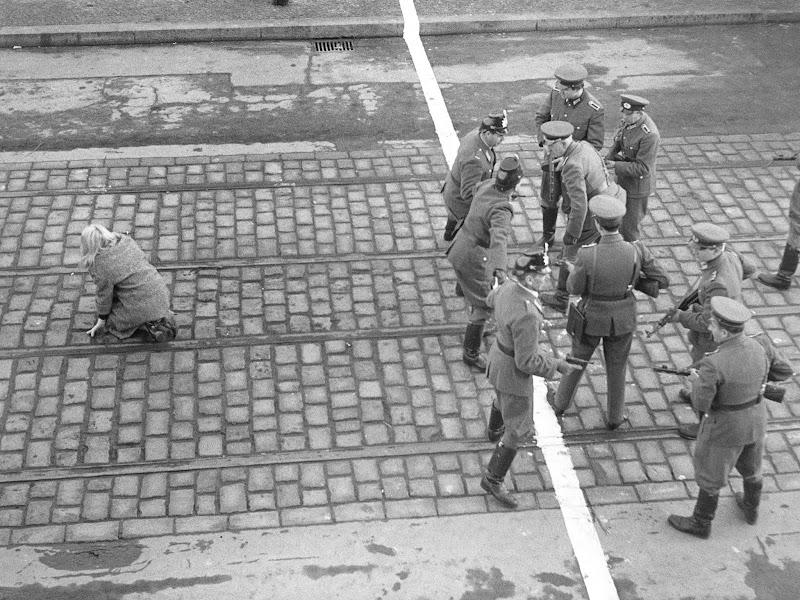 Berlín frontera 1955