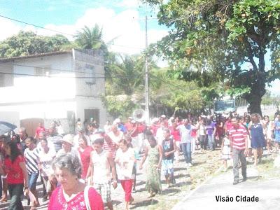 Itaparica: Comemora o dia do seu padroeiro