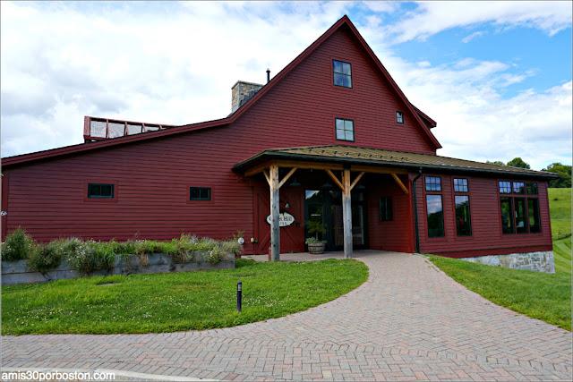 Gibbet Hill Grill en Groton, Massachusetts