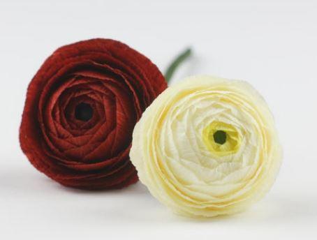 nuevas tcnicas para hacer rosas de papel crepe with hacer rosas de papel - Hacer Rosas De Papel