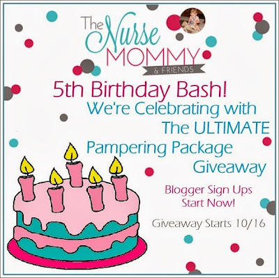 ultimate pampering package giveaway blogger opp