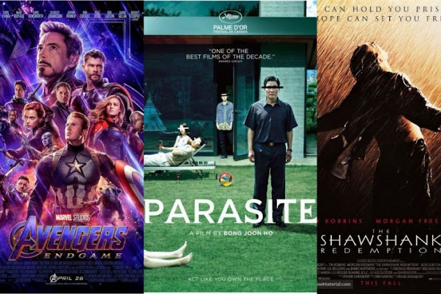 10 Best Movies of All Time with the Highest Ratings