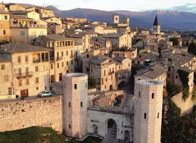 Spello - Perugia - cose da vedere,luoghi da scoprire in Umbria