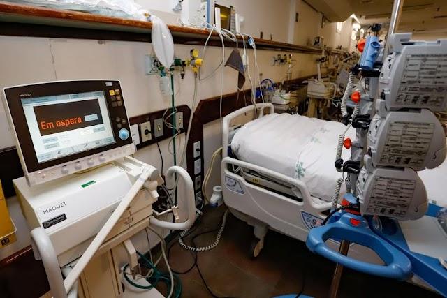 COVID-19: Governo Federal repassa recursos para o Piauí e outros 11 estados implementarem leitos de suporte ventilatório pulmonar.