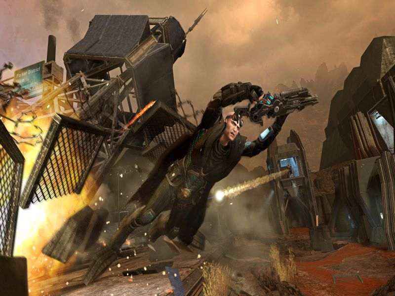 Red Faction Armageddon Highly Compressed Free Download