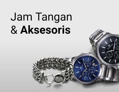 Jam Tangan & Aksesoris