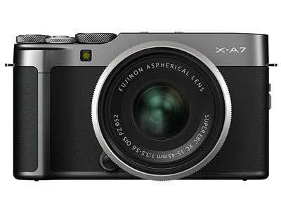 Fujifilm X-A7 Mirrorless Digital Camera Firmware Full Driversをダウンロード