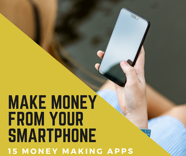 15 effective apps that will help you earn extra money