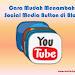 Cara Mudah Menambah Social Media Button di Blogspot