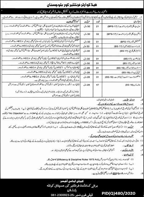 Join Frontier Corps FC Jobs 2021