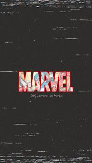 papel de parede quadrinhos marvel, papel de parede para celular preto com o símbolo da marvel, papel de parede para vingadores ultimato