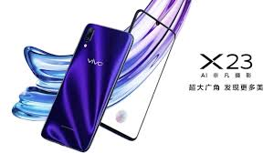 Vivo launches new smartphone Vivo X23 in Chinese market. The Viva X23 design gives a glimpse of other Vivo smartphones. It comes with features such as Waterdrop display notch, in-display fingerprint sensor, 3D Glass Body, Jovi Ai and Face Unlock. Other major specifications include 6.41 inch display, Snapdragon 670 processor, 8 GB RAM, and 3400 mAh battery. For the moment, nothing has been said about the launch of Vivo X23 in India.   Vivo X23 price In Chinese market, Vivo X23 will be sold in 3,498 Chinese yuan (around Rs 36,700). The smartphone is made available in Fashion Orange, Fashion Purple, Midnight Blue, Phantom Purple and Phantom Red Color. The sale of this phone in the Chinese market will begin on September 14.   Vivo X23 specification The dual-sim Vivo X23 Android 8.1 OSO-based fanfly runs on OS 4.5. It has a 6.41 inch full-HD + (1080x2340 pixels) super amoled display. It has the Octa-Core Qualcomm Snapdragon 670 processor with clock speed 2.0 GHz. 8 GB RAM has been given for Jugalbandi.  Vivo X23 has dual camera setup. The last part is a 12-megapixel primary sensor with F  1.8 aperture. With this, 13 megapixel secondary sensor with F  2.4 aperture has been given. It comes with 125 degree super wide-angle lenses. The front panel has a 12-megapixel camera with F  2.0 aperture. Smartphone's inbuilt storage is 128 GB.  Vivo X23's connectivity features include 4G VoLTE, Wi-Fi, Bluetooth 4.0, GPS, GLONASS and OTG support. Its battery is 3,400 mAh. The dimensions of the smartphone are 157.68x74.06x7.47 millimeters and weighing 160.5g