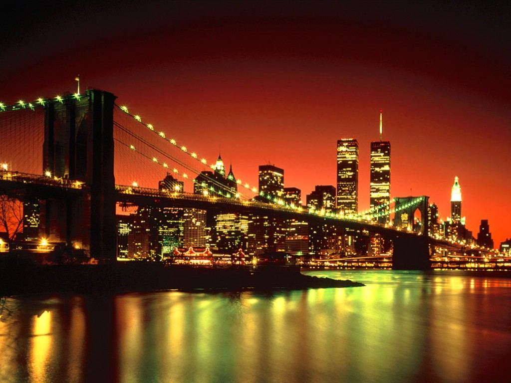 new york night wallpaper - photo #12