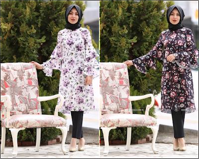 Sezonun en trend fırfırlı elbise modelleri ve fırfır modası
