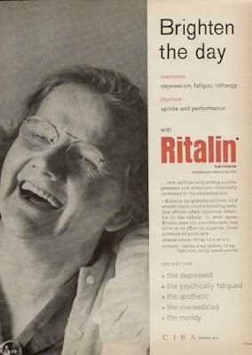 Brighten the Day - Ritalin