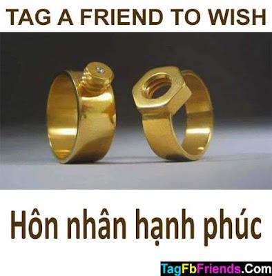 Happy marriage in Vietnamese language