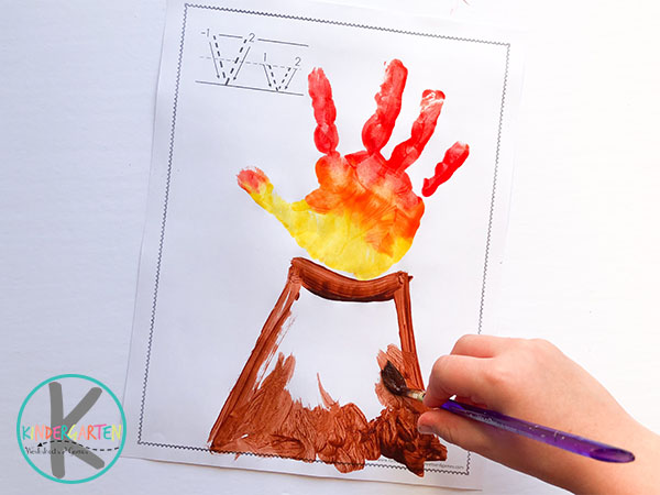 v-is-for-volcano-art-project-preschool-kindergarten-first-grade