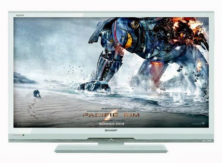 Harga TV LED Sharp LC32LE340WH 32 Inch