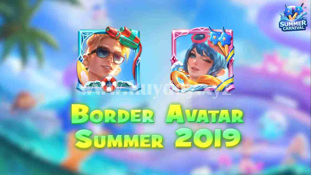 Script Border 2019 Summer Festival Fanny dan Claude Mobile Legends
