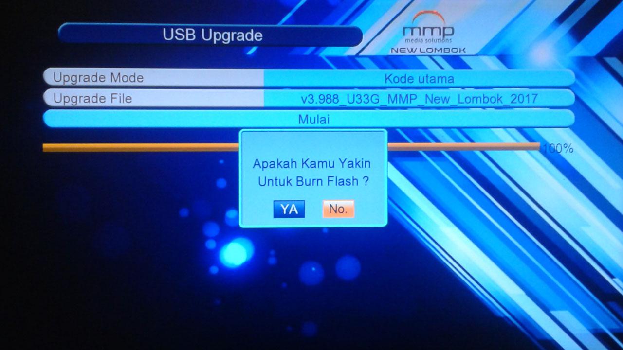 Cara Upgrade MMP Lombok New Sendiri Mudah