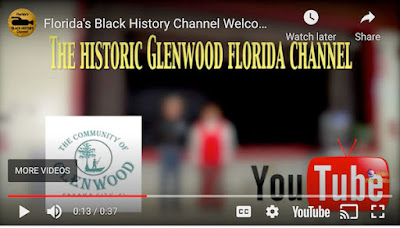 Screengrab from Black History Channel's introduction video