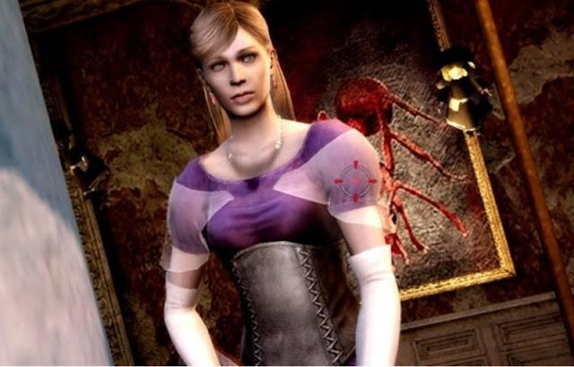 La historia de Resident Evil Alexia Ashford