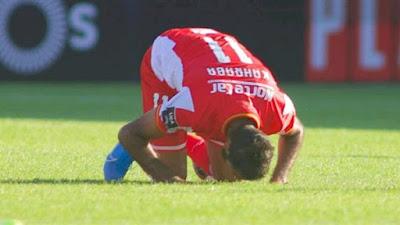 شاهد اول هدف لكهربا مع فريق أفيس البرتغالي ومشاركة كهربا فى تاني هزيمة لفريقه