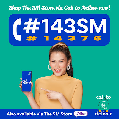 ALEX GONZAGA IS LOVING THE SM STORE'S CALL TO DELIVER #143SM
