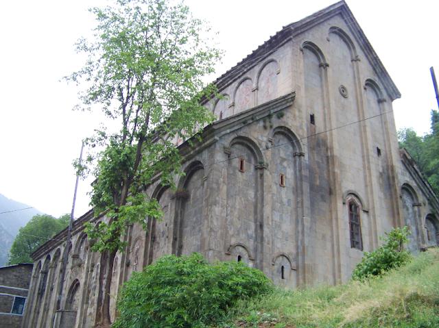 Parhali - Barhal manastırı