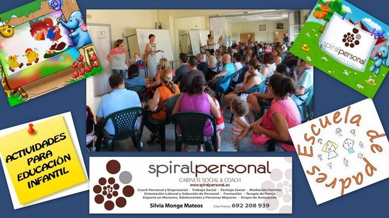 Nuevo Año 2014-2015 Centro Infantil Pita Pita & Spiral Personal