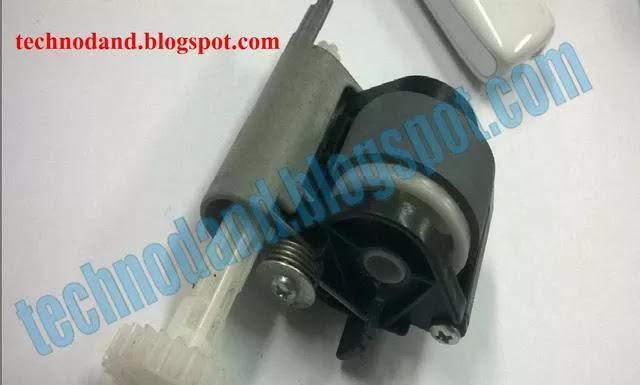 Memperbaiki ASF ROLLER Pick Assy Penarik kertas Epson L100, L200, T13