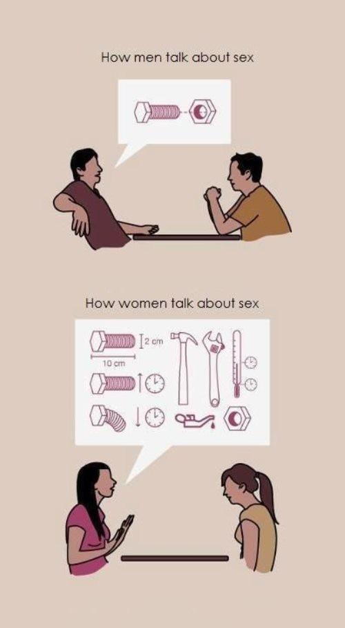 beim sex reden