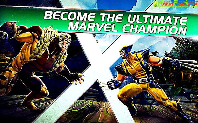 marvel contest of champions mod apk unlimited units download 2018