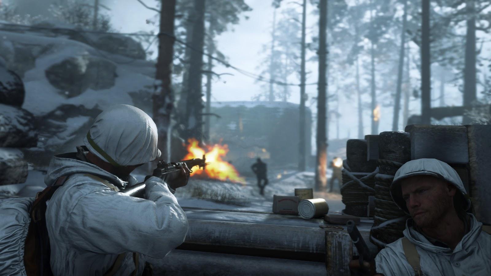 Call Of Duty WWII PC Full ESPAÑOL (RELOADED) + REPACK 14 DVD5 (JPW) 4