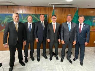 Bolsonaro en un claro triunfo