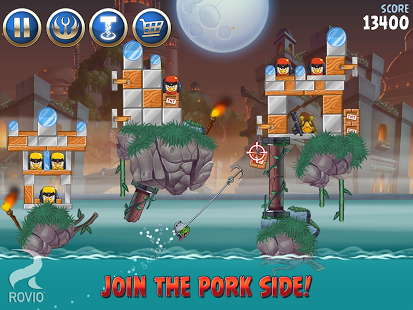 Angry Birds Star Wars II Android APK Full Version Pro Free Download