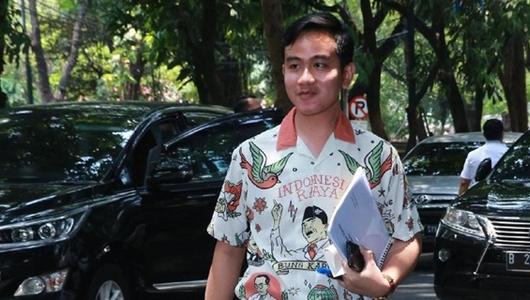 Sowan ke Megawati, Gibran: Saya Serius Maju Pilwalkot Solo Lewat PDIP