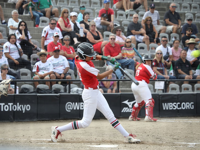Como funciona o softbol na Olimpíada