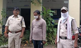 आत्महत्या के लिए उकसाने के मामले में मुख्य आरोपी  गिरफ्तार, कोर्ट ने दी पुलिस रिमांड