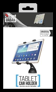 """trust supporto ventosa per tablet 7-11"""""""