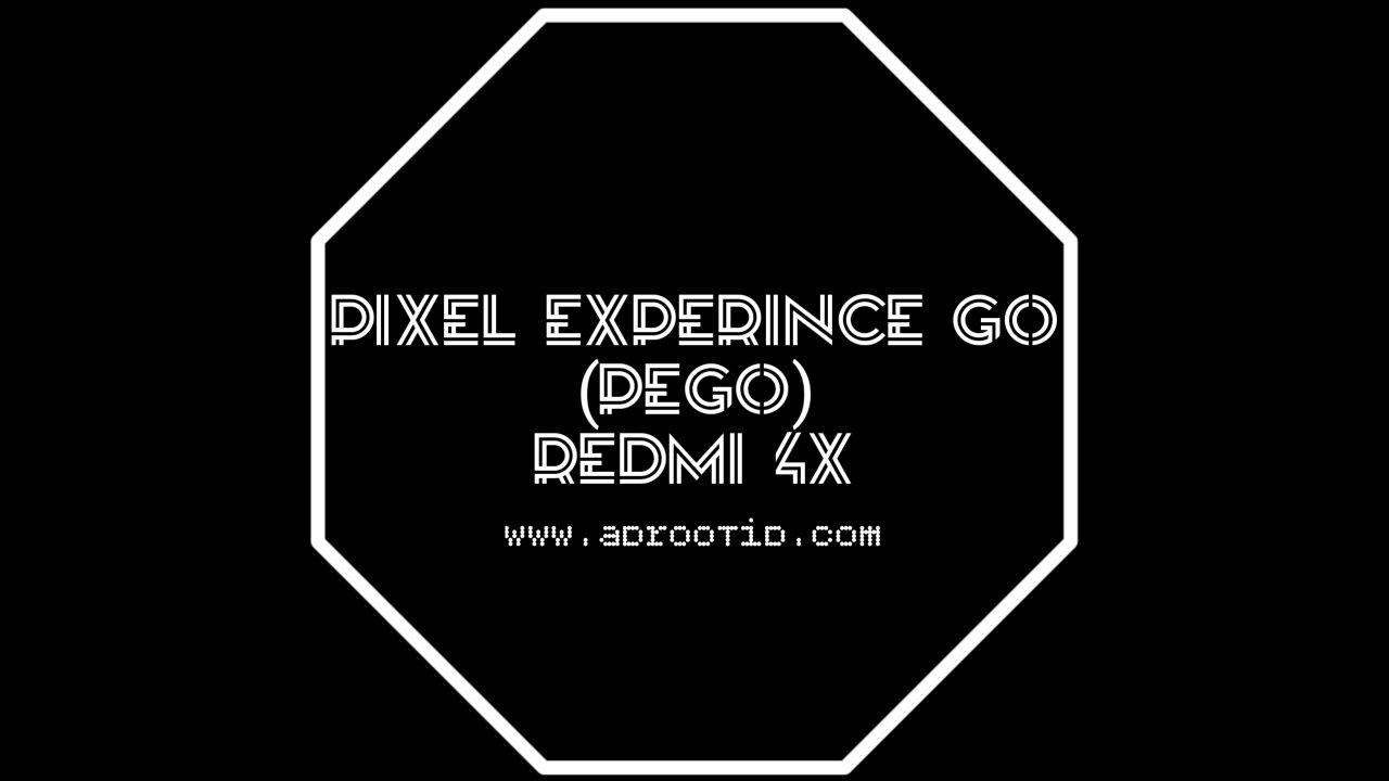Rom Pixel Experience GO